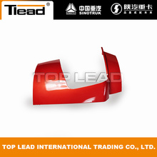 Good Quality for A7 Cabin Parts WG1664242007 Howo A7 Bumper right and left section supply to Bhutan Factory