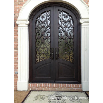 Custom Design Iron Doors