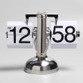 Desk Balance Flip Clock for Decor