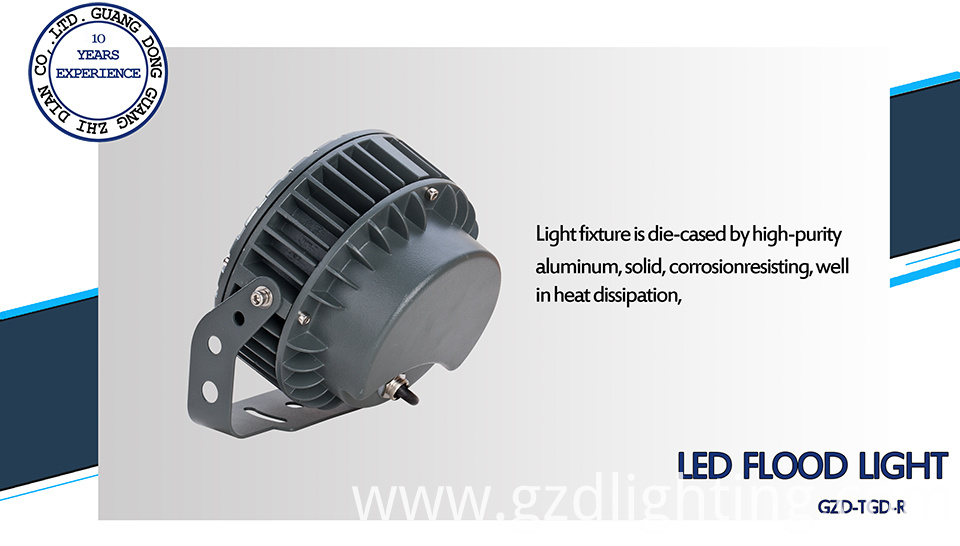 high power led outdoor light