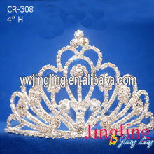 Wholesale Pearl Wedding Crown Bride Tiara