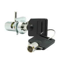 Plastic Cover Dual-function 12mm Electrical Key Switches