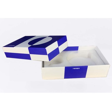 Custom Luxury Logo Gift Box with Lid