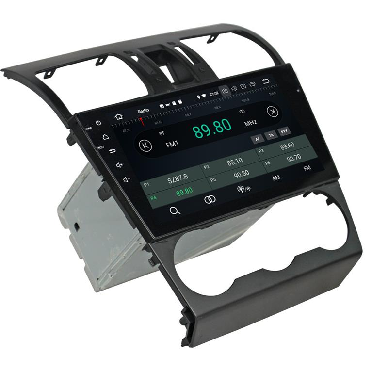 Subaru Forester Android 8 Car Dvd Players 2