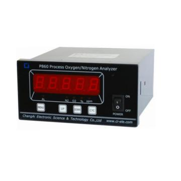 Intelligent Measurement Instrument Oxygen Gas Analyzer