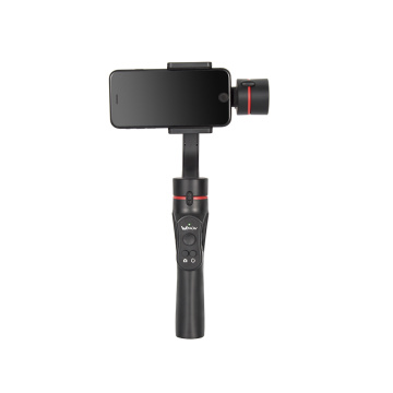 The lightest mobile gimbal with high quality