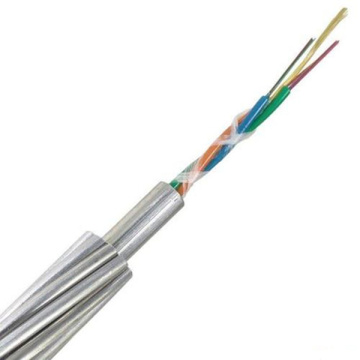 66 Core OPGW Optical Fiber Composite Ground Wire