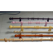 Customized for Curtain Rod Aluminium Powder Coated Pipes For Curtain Rod supply to Gabon Factories