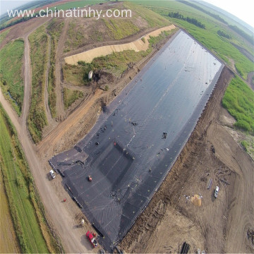 Shear Strength Behavior of Geomembrane Interfaces