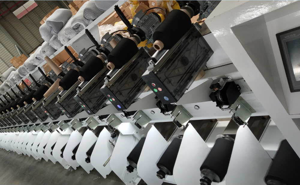 High Speed Precision Yarn Winder Machine