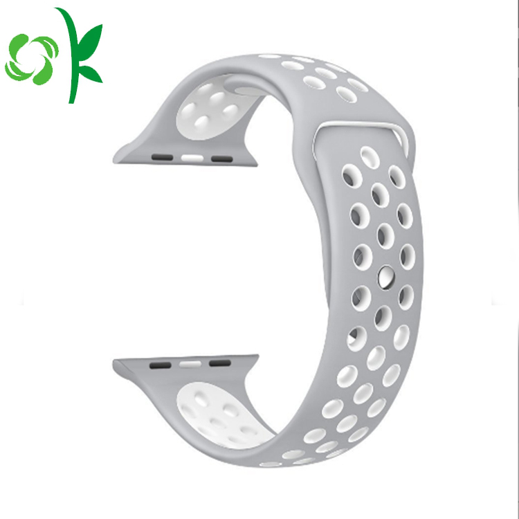 Silicone Wrist Watch Band