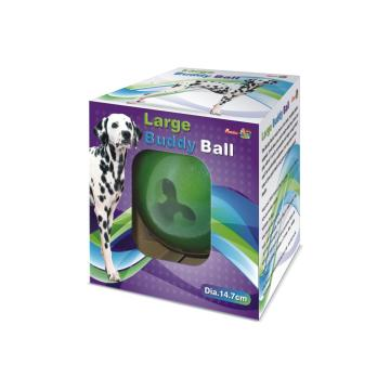 Percell Large Buddy Ball Durable Treat Dispensing Toy