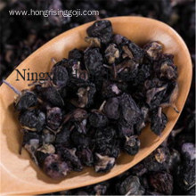 Dried Big size black goji berry wolfberry