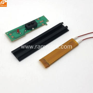 PTC ceramic heating element parts