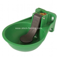 Plastic Drinking Water Bowl For cattle cow farm