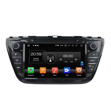 car multimedia gps for SX4 S Cross 2014