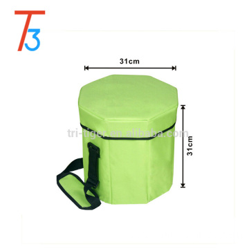 disposable insulated cooler bag water bottle cooler bag