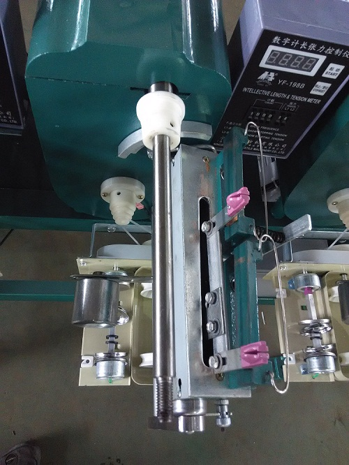Yarn Reeling Machine