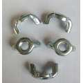 White Zinc Plating Carbon steel Wing Nuts