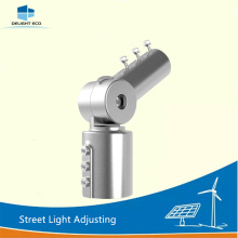 China for China Led Street Light,Led Solar Street Light,Led Road Street Light Supplier DELIGHT 120 Angle LED Street Light Adjustable Bracket supply to Norway Wholesale