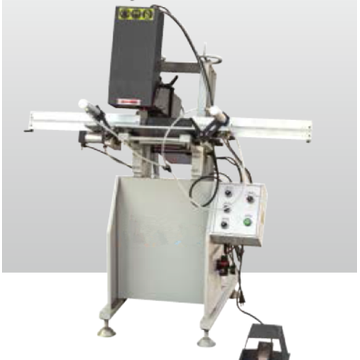 Automatic Water Groove Milling Machine for PVC Profiles
