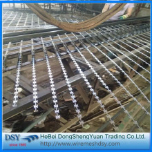 Prison Razor Barbed Wire Mesh Fence