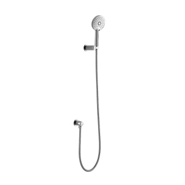 Chrome Plating Shower Holder Set