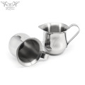 Stainless Steel Milk Pitcher Frothing Jug 2/3/5/8oz