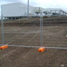 Galvanised Steel Temporary Fence Panel