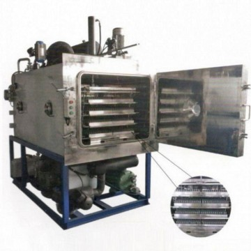 Large PLC control pharmaceutical production freeze dryer