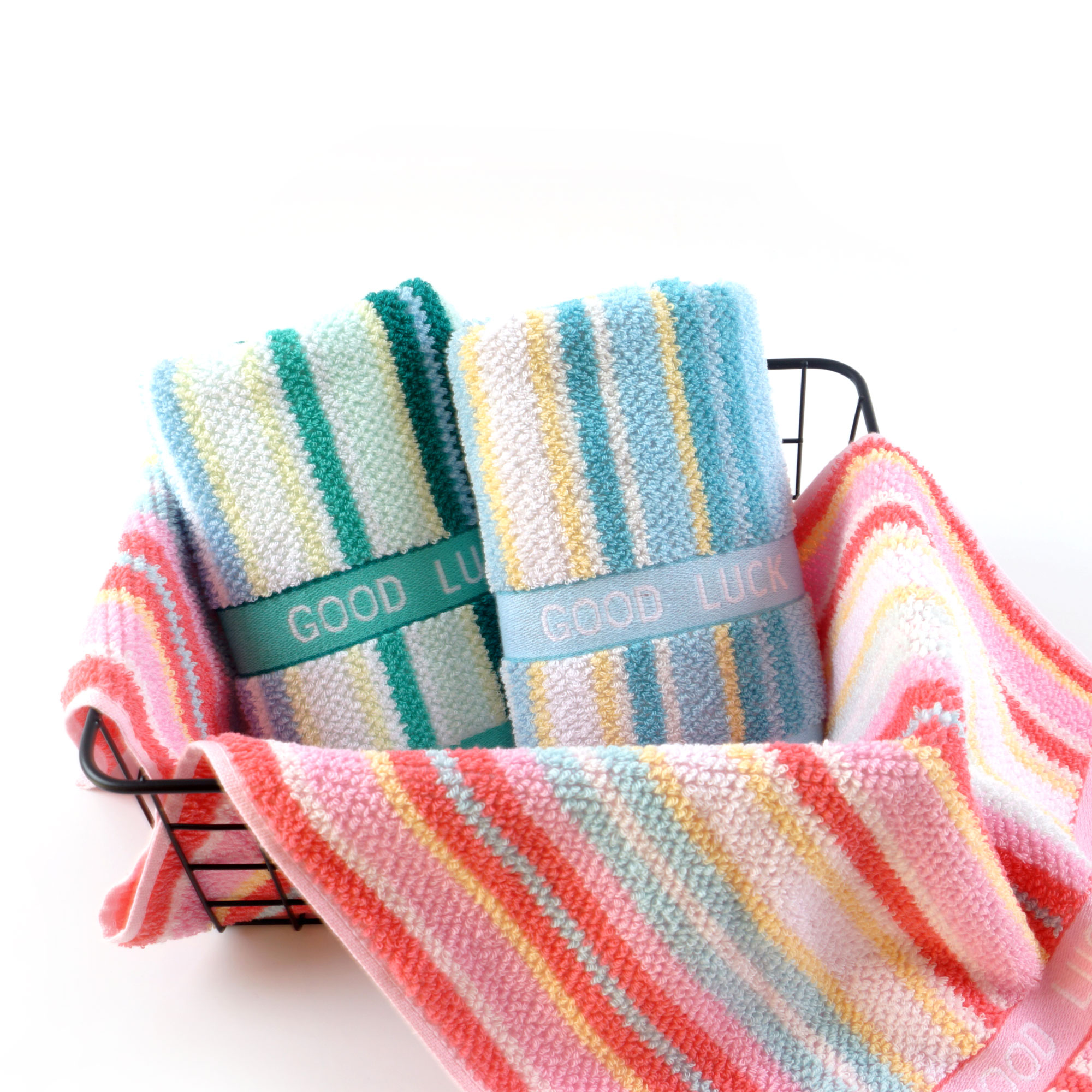 yarn dyed towel