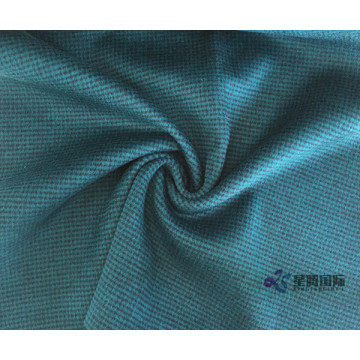 Double Face Swallow Gird 100% Wool Fabric