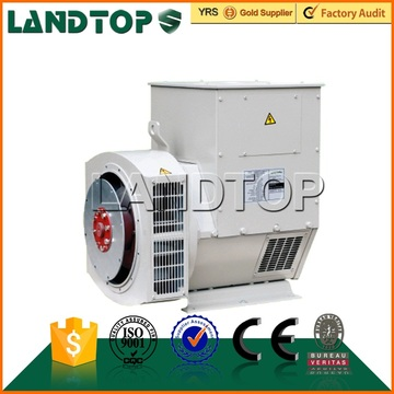 40kva three phase brushless alternator generator