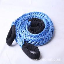 New UHMWPE Super Wear Resistance Winch Rope
