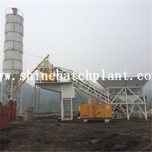 75 Mobile Concrete Batching Machinery