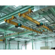1.5t Double Girder Suspension Crane