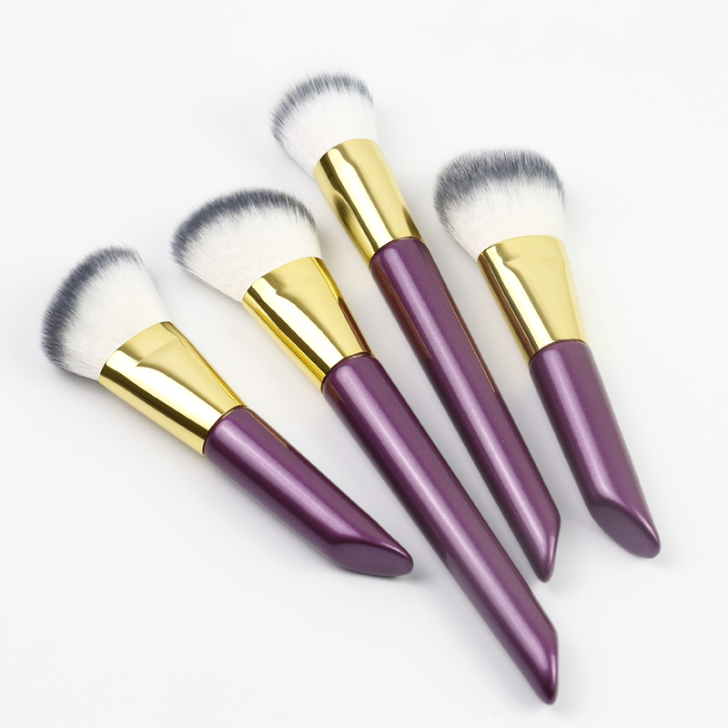 color makeup brush set