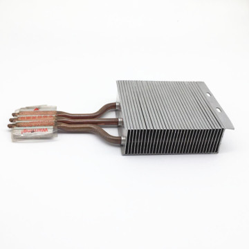 300W Metal Stamping Copper Pipe Heatsink