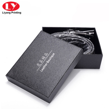 Fashion belt buckle gift box