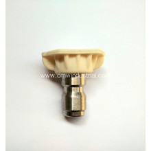 High Pressure 40 Degeree Nozzle White Color