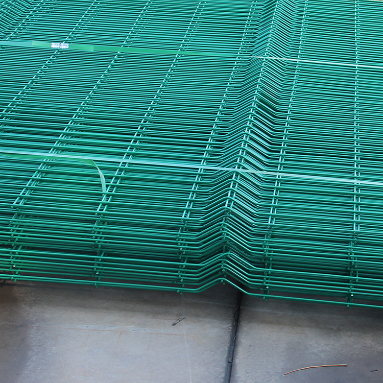 3d-fence triangle bending weld mesh fencing panel