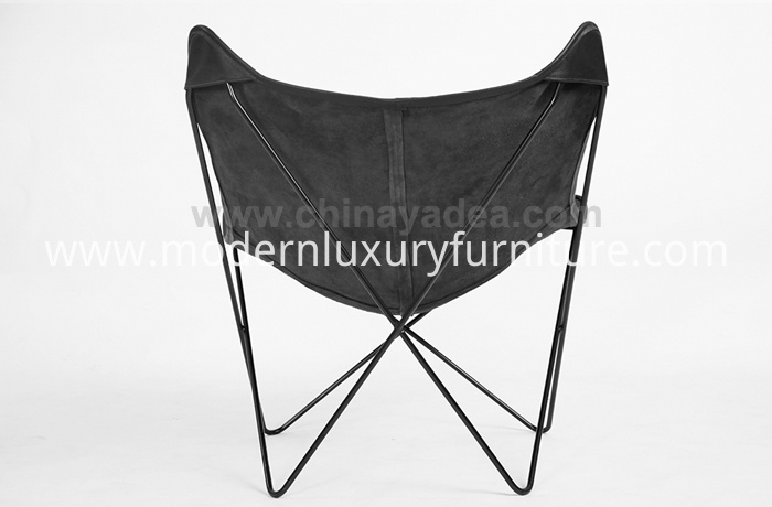 Leather Livining Room Lounge Chairs
