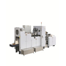 HY-350 Fully automatically high speed food paper bag making machine