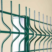 China OEM for Triangle Bending Fence powder coated garden curved welded mesh fence supply to East Timor Manufacturers