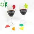 Food Grade Silicone Identification Markers Wine Cup Stamps