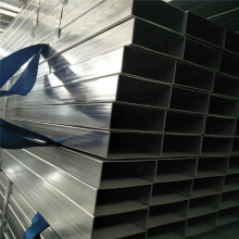 MS GI Pre-galvanized steel square iron pipe price