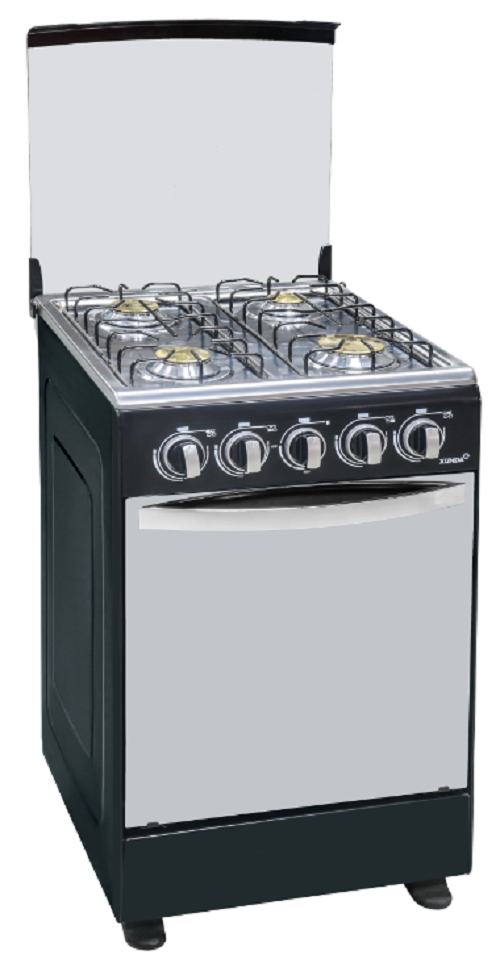 Freestanding Intergrated Cooker