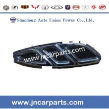 Greatwall Haval Machine Cover Bright Strip