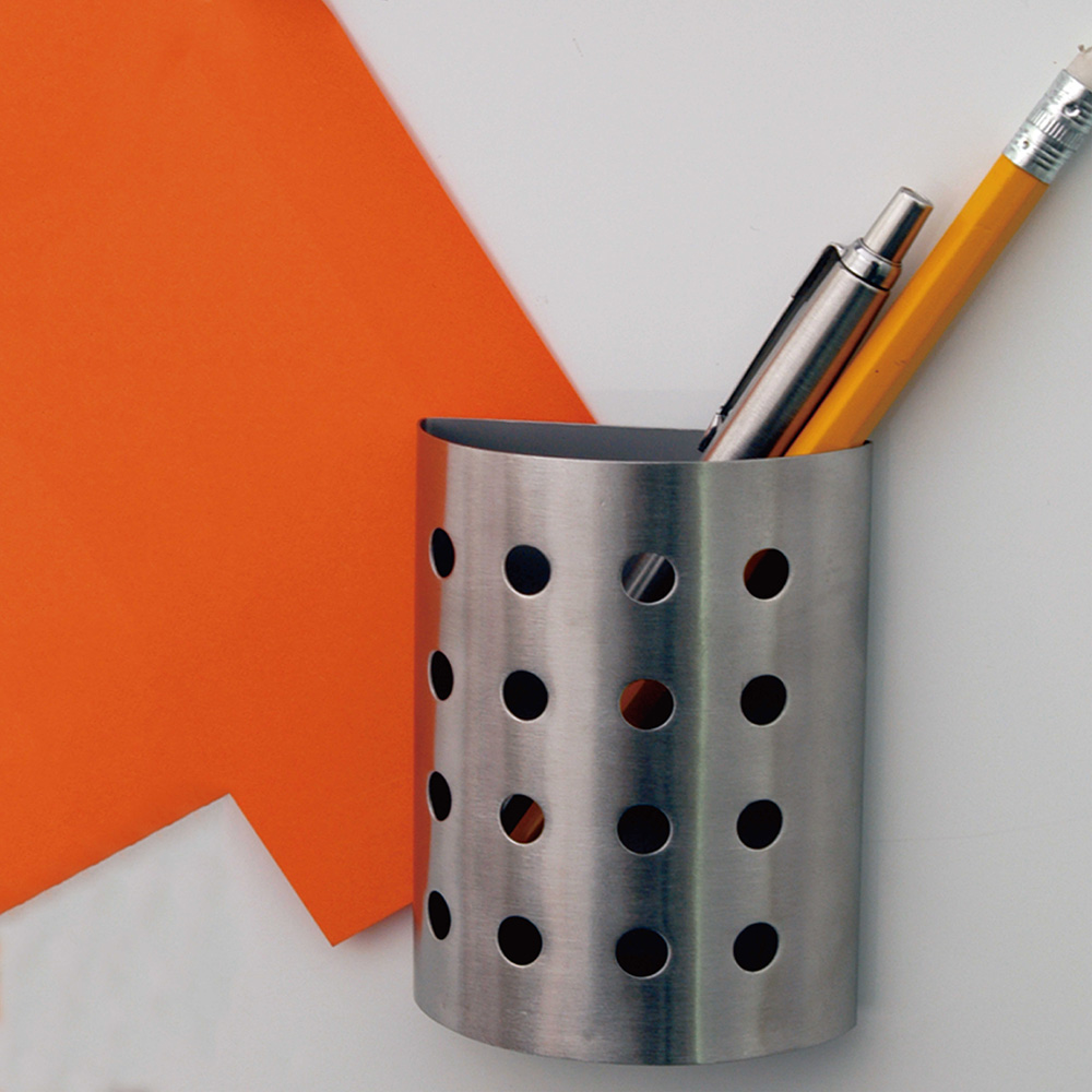 pencil pot with magnet