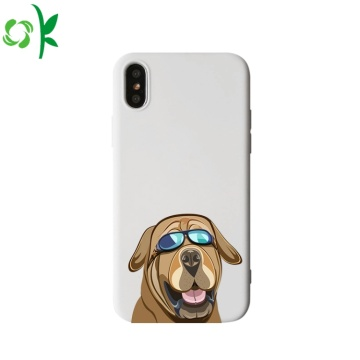 High Quality Printed Animal Silicone Phone Case